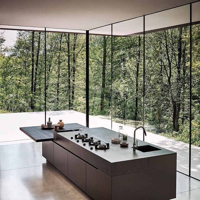 image: Oak Fitted Kitchen with...by Cesar Arredamenti.via: @artsytecture #p_roduct by product