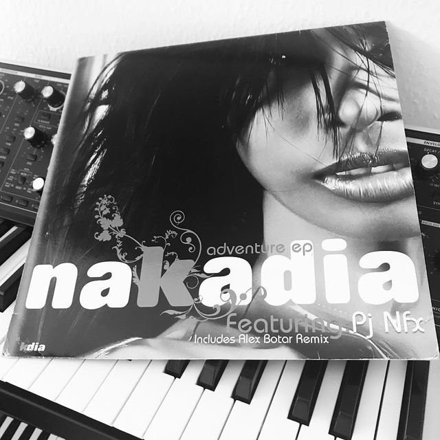 image: My first Vinyl in 2005 - Adventure featuring Pj Nfx ? by nakadia_music