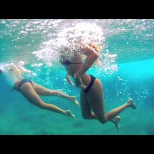 video: Bethany Hamilton & Alana Blanchard by casnicolas