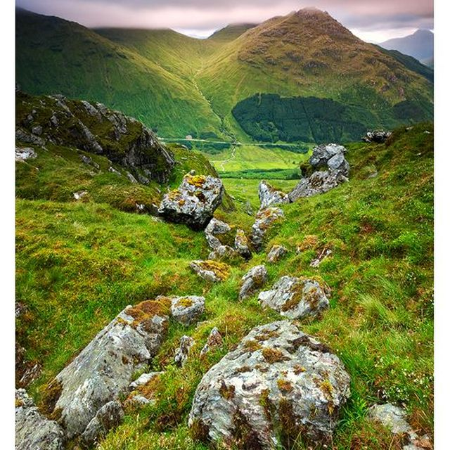 image: Scotland by euaven