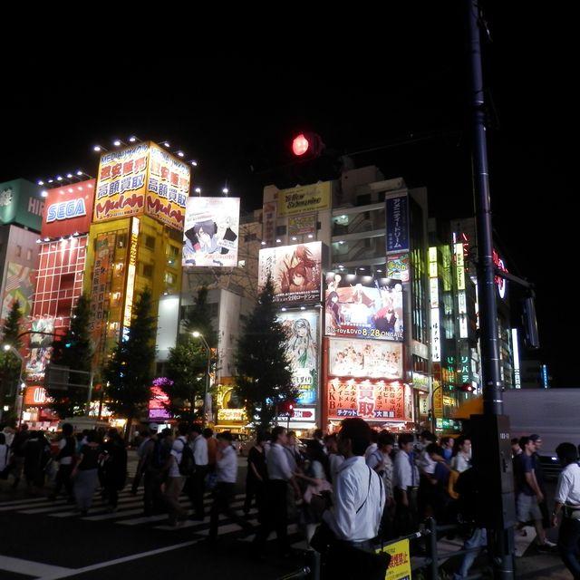 image: Akihabara by elena-calabro