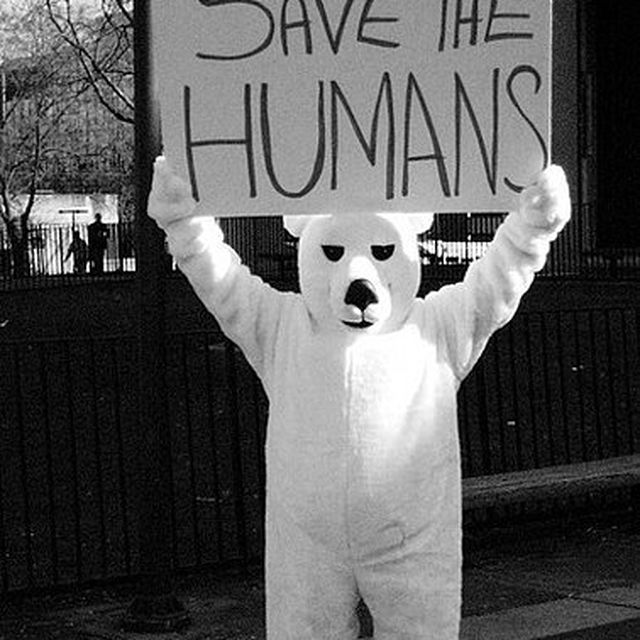 image: Save The Humans by sweetlittleluci