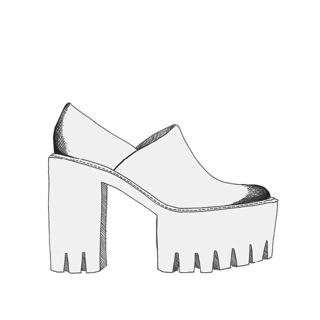 image: PLATAFORM LOAFERS Stella MCCARTNEY by campbell
