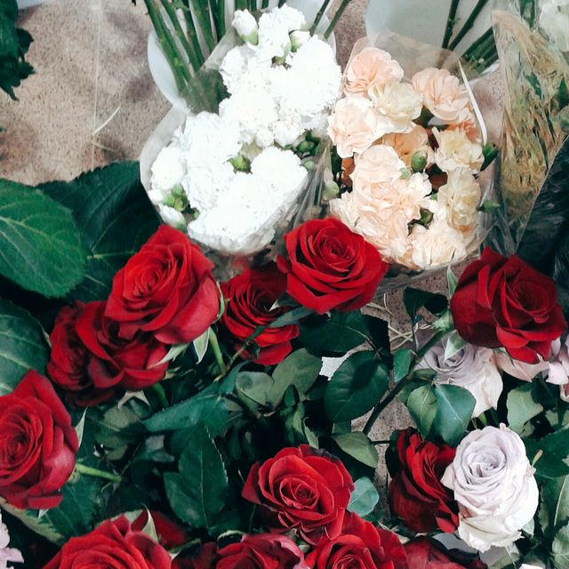 image: Roses by superextrahot
