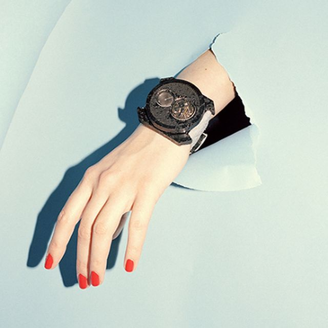 image: WRIST WATCH FRIEDA BELLMANN by arroyo