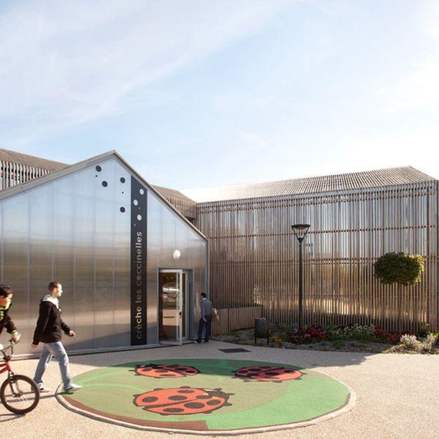 image: SOA: les coccinelles nursery school, paris by victoriakratoch
