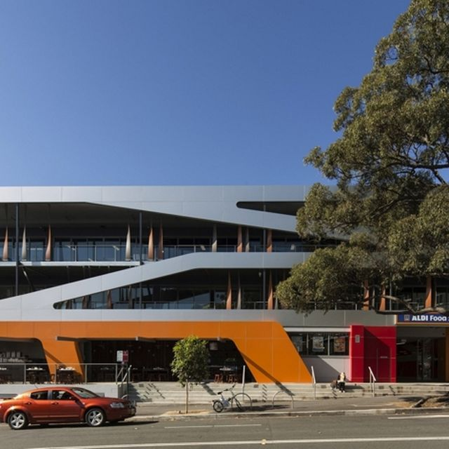 image: tony owen partners: danks and bourke strata building, a by victoriakratoch