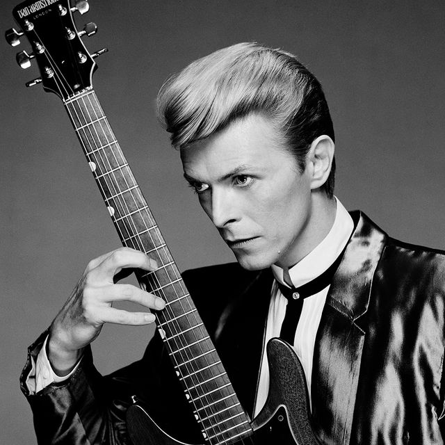 image: David Bowie. Medio siglo no es nada... by bsidemagazine