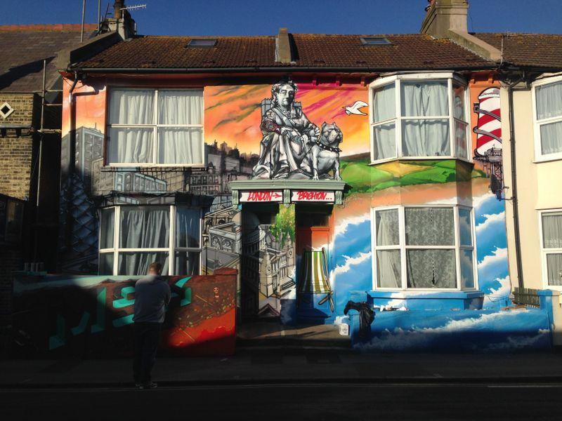 image: Brighton London by globe_trotter