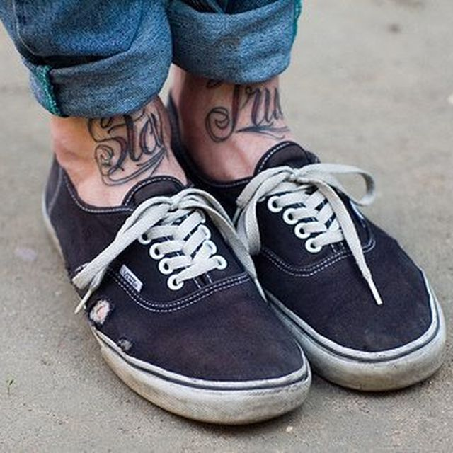 image: Vans with a message by mariamaria