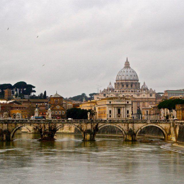image: The Vatican Landscape by jdiaz