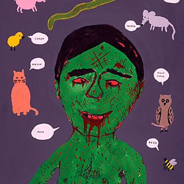 image: David Shrigley by noumenow