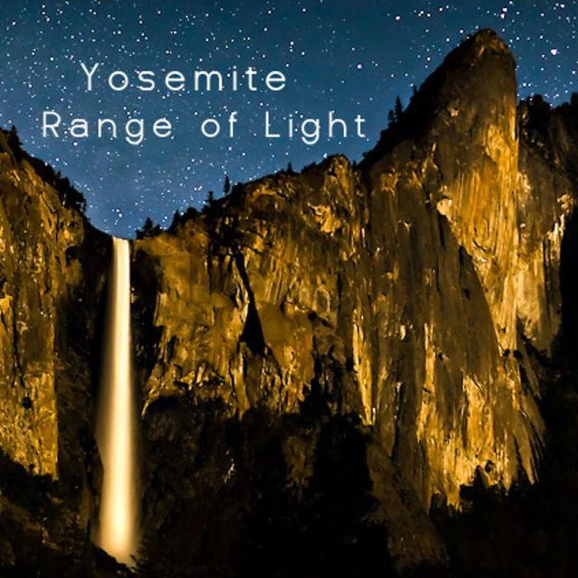 video: Yosemite Range of Light by bass