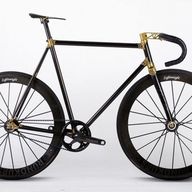 image: VRZ 2 BELT 3D Printed Bike by goyette