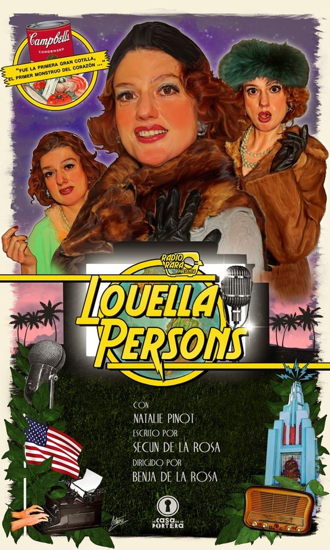 image: My posters / Louella Persons, de @Benja de la Rosa by octavioterol
