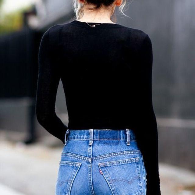 image: BLACK&DENIM by julieta_sin_romeo