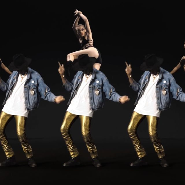 video: Theophilus London - Tribe (Feat. Jesse Boykins III) by nachobirdwatcher