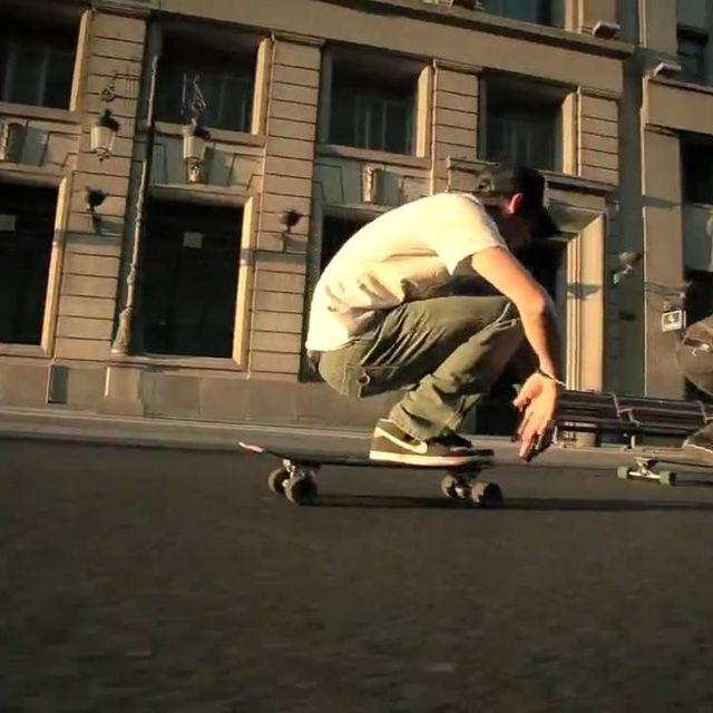 video: MADRID LONGBOARD by carlotadodici