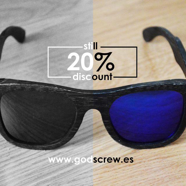 image: Still 20% discount !! by godscrew_shades