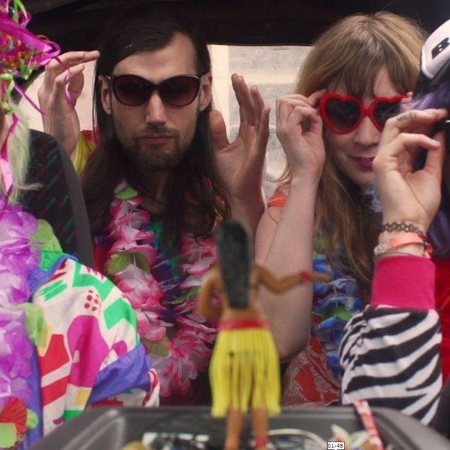 "video: Tacocat - ""Bridge to Hawaii"" by holycuervo"