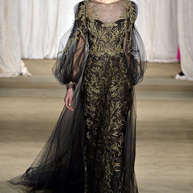 image: MARCHESA FALL 2013 READY-TO-WEAR by lemusee