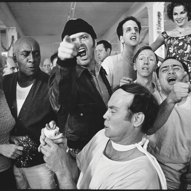 image: One Flew Over the Cuckoo's Nest by marben