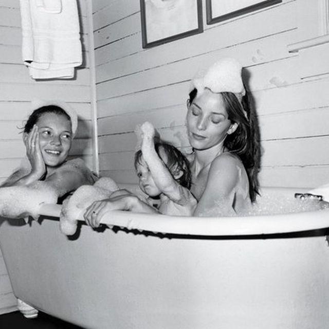 image: bath time by pcb
