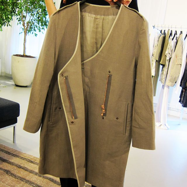 image: The perfect coat by diaryofstyle