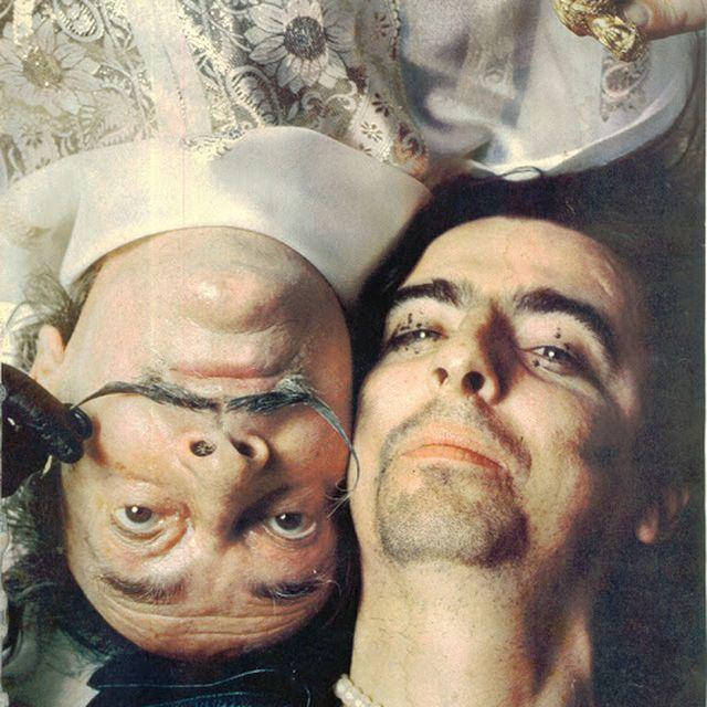 image: Salvador Dali & Alice Cooper by bea88