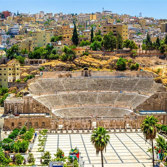 image: Best Amman City Tours For Stopover And layover -Jordan Tours | by ObeidatOlivia