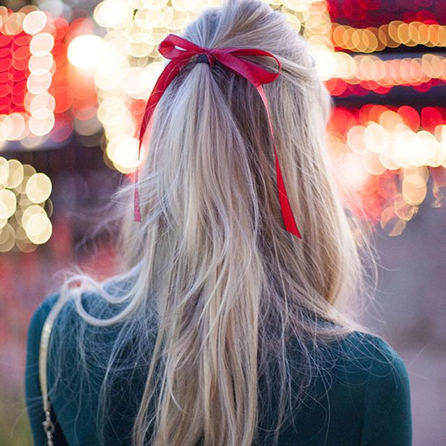 image: Preppy red bow by xerryberry