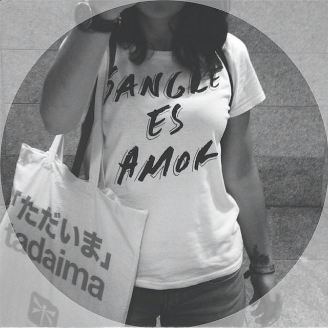 image: CAMISETA SANGRE ES AMOR by sangre