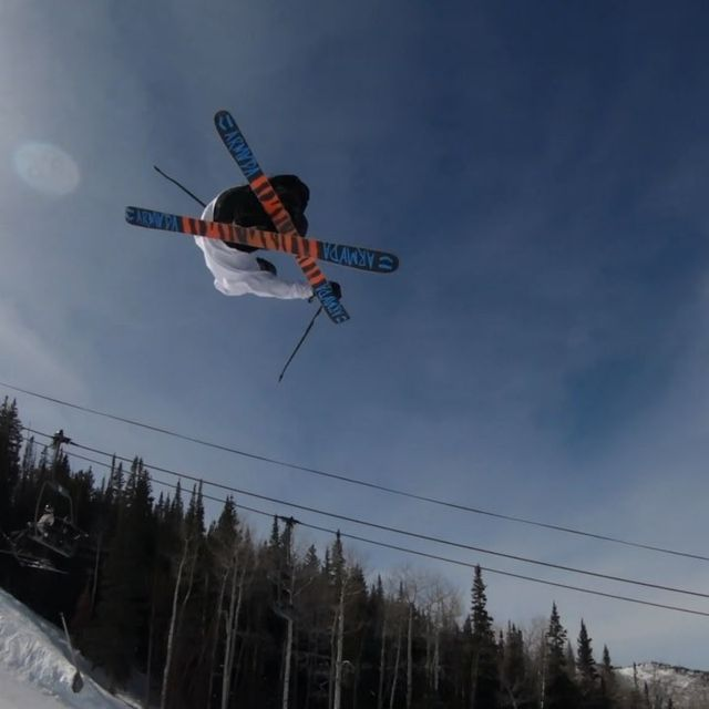 image: 2 piece at @aspensnowmass ?: @dvillaire by torinyw