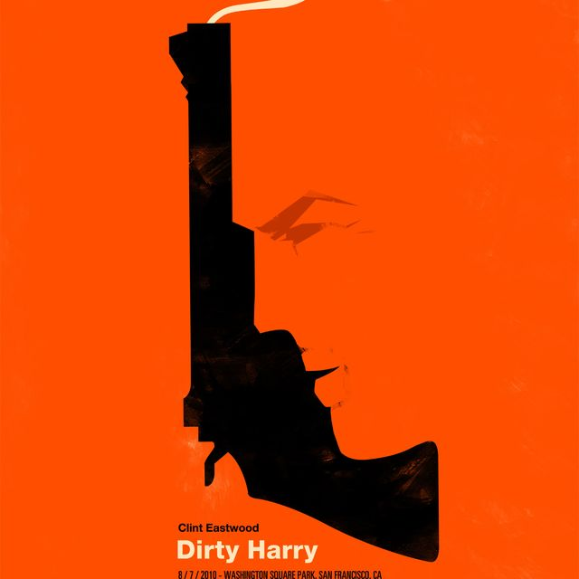 image: Dirty Harry by Saracho