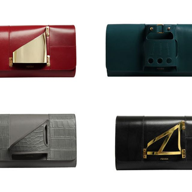 image: GLOVE CLUTCH by mon_amour