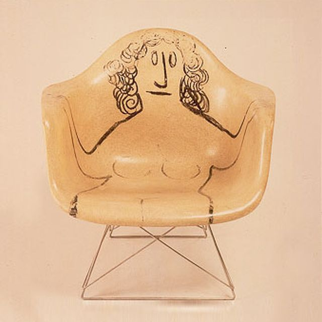image: Steinberg/Eames by elen_
