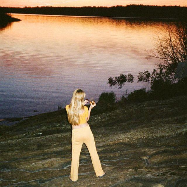 image: feeling sentimental because my pentax got stolen but gone camping byeeeeeeeee city 🔥 by mayafuhr