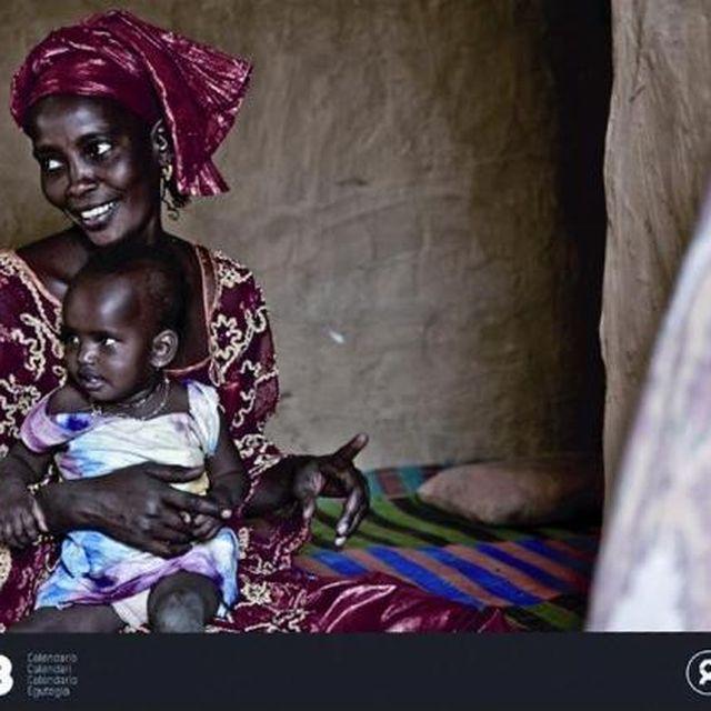 image: Calendario 2013 - Intermón Oxfam by IntermonOxfam