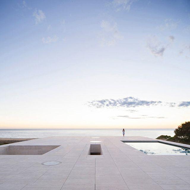 "image: House by Alberto Campo Baeza designed as ""a jetty fa... by abidingchips"