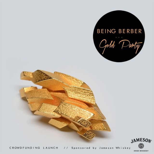 image: Being Berber Gold Party by being-berber