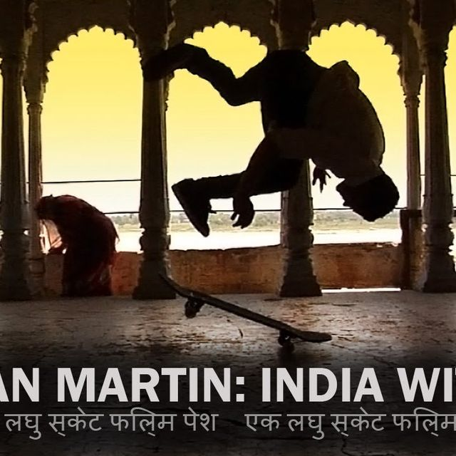 video: Kilian Martin: India Within by jon-c