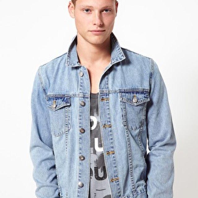 image: Cheap Monday Tobias Denim Jacket by dieguete