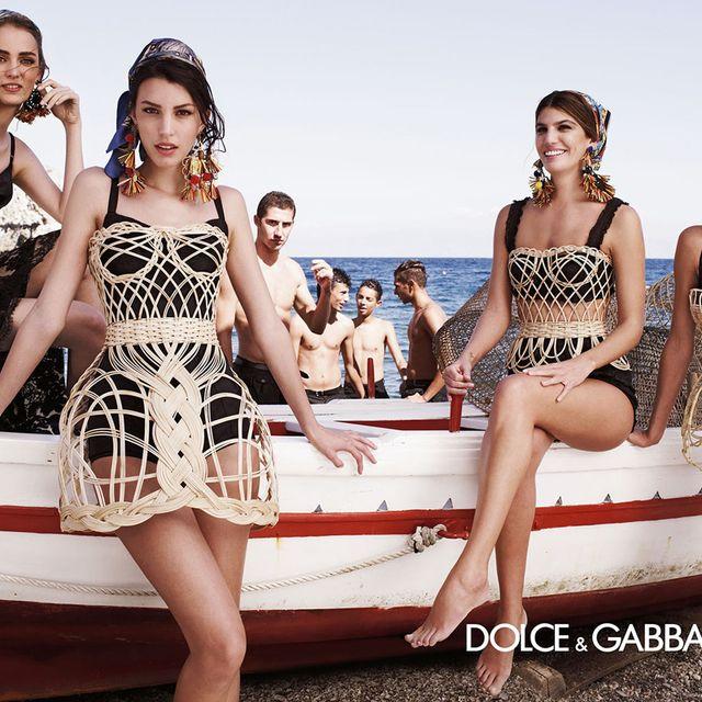 image: dolce gabbana - spring - summer 2013 by ingridfabre
