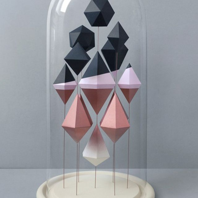 image: BELL JAR FULL OF SHAPES by arroyo