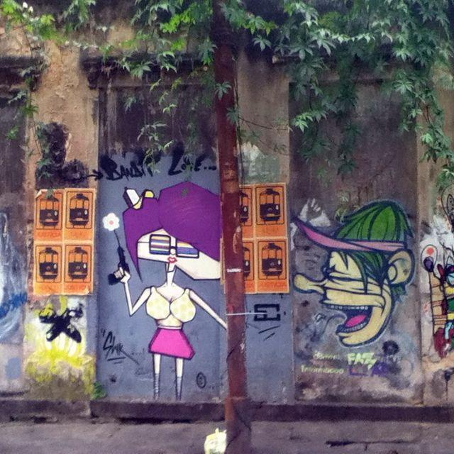 image: Santa Teresa, Rio de Janeiro by martanicolas