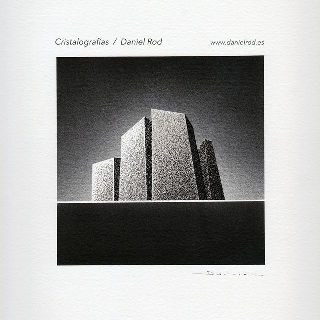 image: Cristalografías by Daniel Rod by danielrod