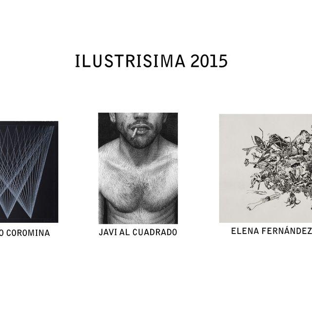 image: ILUSTRISIMA 2015 by lanewgallery