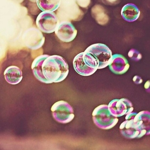 image: Bubbles by carm