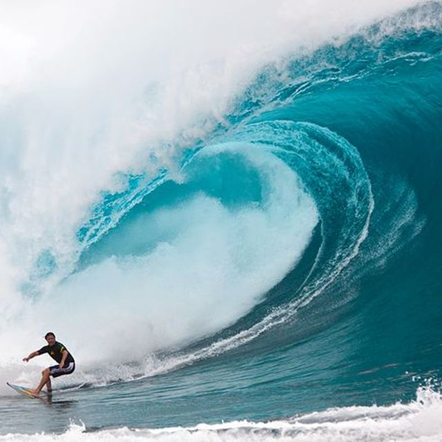image: SURFING IN FIJI ISLANDS by luciaode