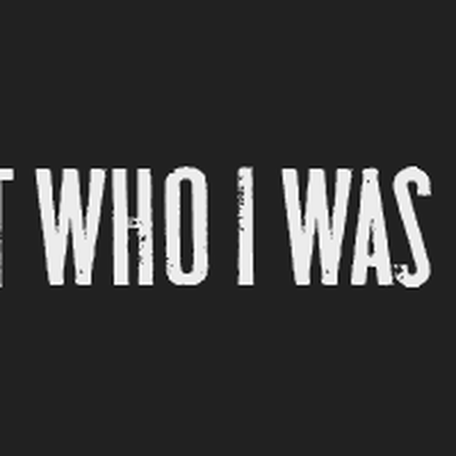 image: I am not who I was before by mariash